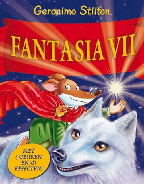 Fantasia VII - Geronimo Stilton, Elisabetta Dami