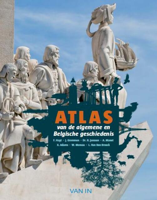 Atlas van de algemene en Belgische geschiedenis - Unknown