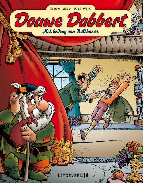 Douwe Dabbert - 15 Het bedrog van Balthasar - Thom Roep