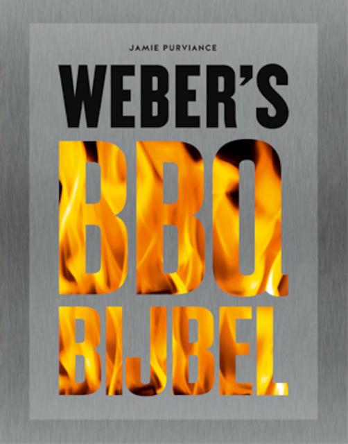 Weber's BBQ bijbel - Jamie Purviance