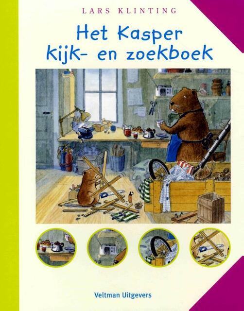 Het Kasper kijk en zoekboek -