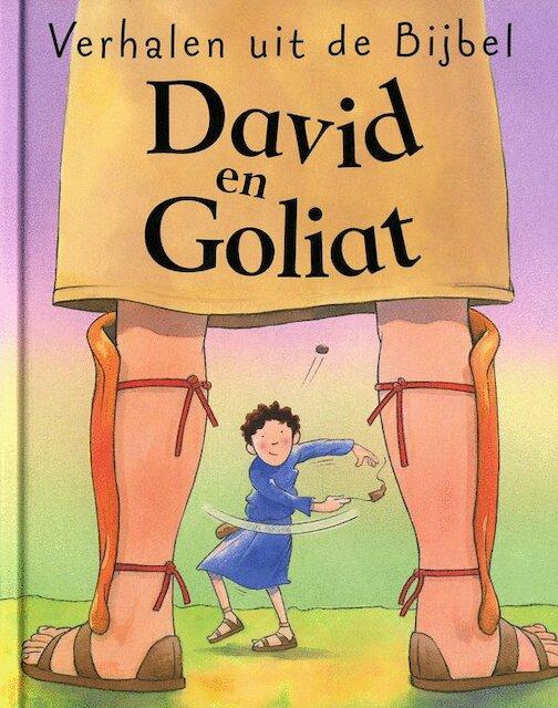 David en Goliat - Verhalen uit de bijbel - Kathryn Smith, Nelleke van Der Zwan