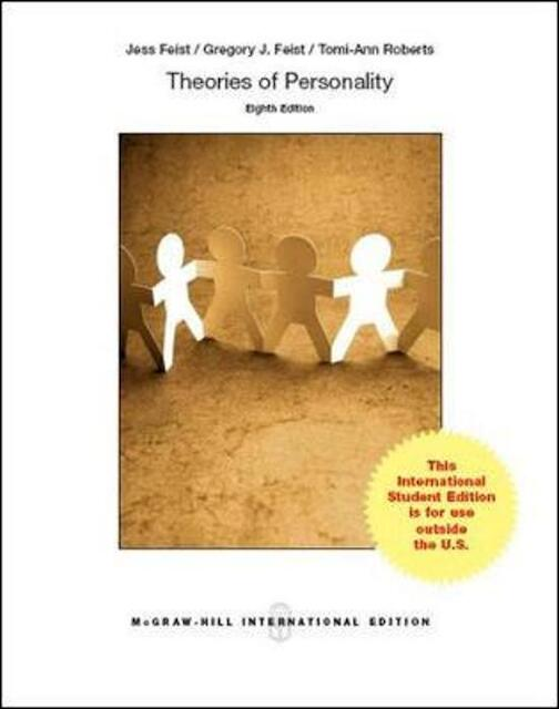 Theories of Personality - Jess Feist