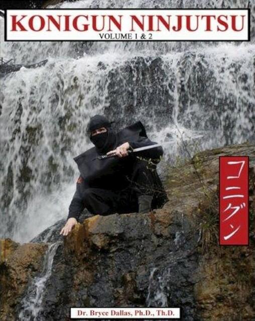 Konigun Ninjutsu - Bryce Dallas