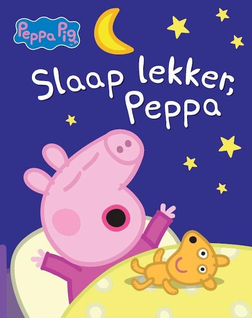 Peppa Pig - Slaap lekker Peppa -