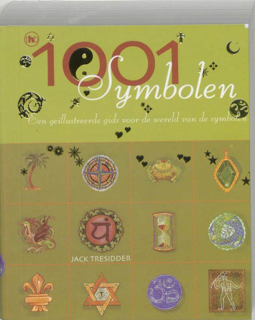 1001 Symbolen - J. Tresidder