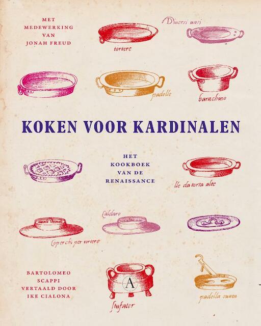 Koken voor kardinalen - Bartolomeo Scappi