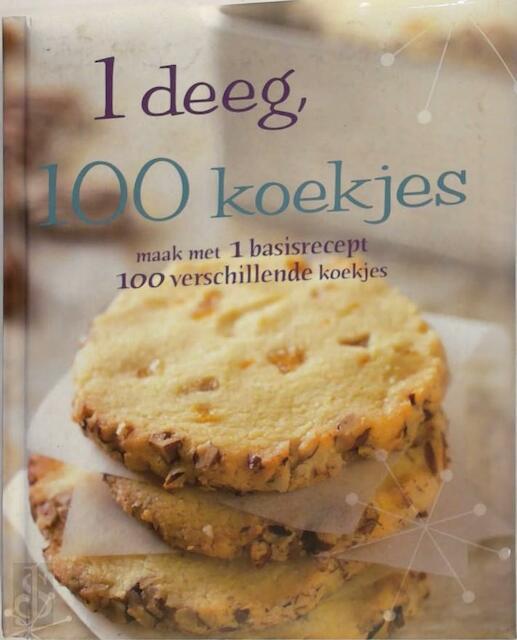 1 deeg, 100 koekjes - Linda Doeser