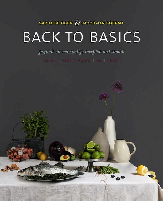 Back to basics - Jacob-Jan Boerma, Sacha de Boer