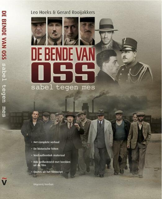 De Bende van Oss - Gerard Rooijakkers, Leo Hoeks - (ISBN ...