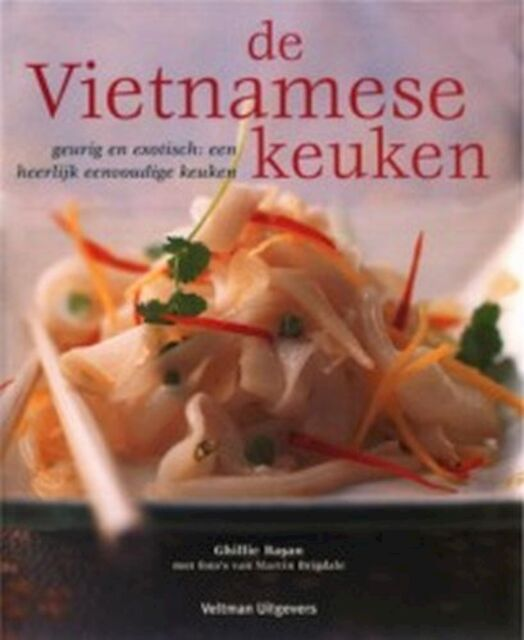 De Vietnamese keuken - G. Basan
