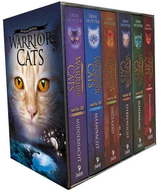 Warrior cats - Erin Hunter