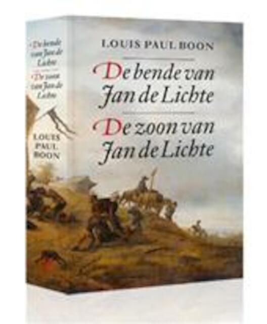 De bende van Jan de Lichte - De zoon van Jan de Lichte - Louis Paul Boon