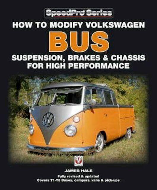 How to Modify Volkswagen Bus - James Hale