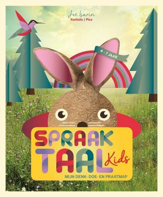 Spraaktaal kids 4-7 jaar - Jet Isarin