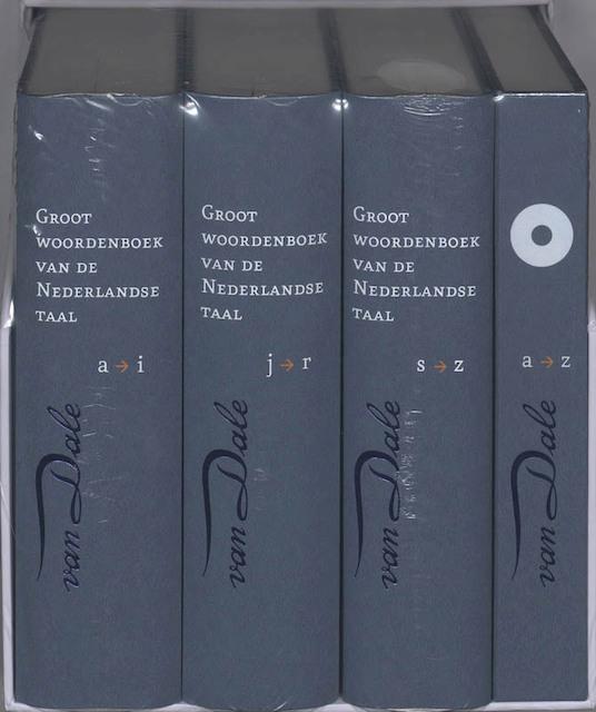 Grote Van Dale Van Dale Groot woordenboek van de Nederlandse taal - Ton den Boon, Amp, Dirk Geeraerts, Amp, Nicoline van der Sijs