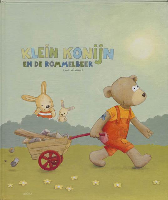 Klein Konijn en de Rommelbeer - Unknown