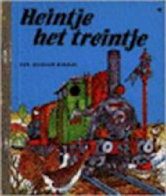 Heintje het treintje - Sharon Holaves, H.G. Giannini / Hoekstra