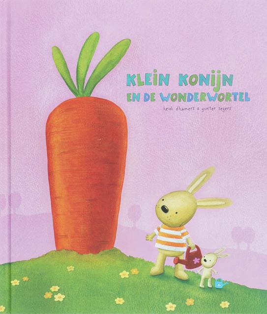 Klein konijn en de wonderwortel - G. Segers