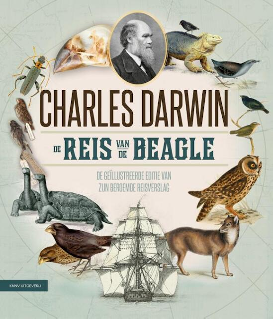 De reis van de Beagle - Charles Darwin