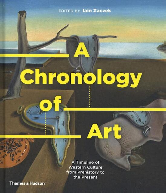 A Chronology of Art - Iain Zaczek