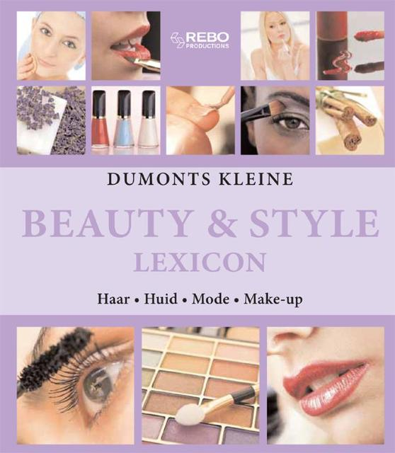 Beauty & style lexicon - Unknown