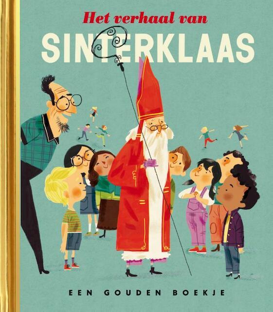 Het verhaal van Sinterklaas - Sjoerd Kuyper