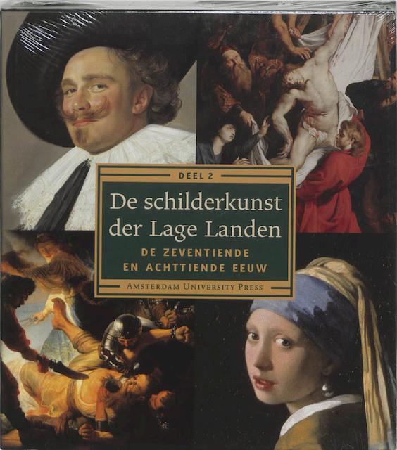 De schilderkunst der Lage Landen / 2 - H. Vlieghe, G. / Wansink Kieft