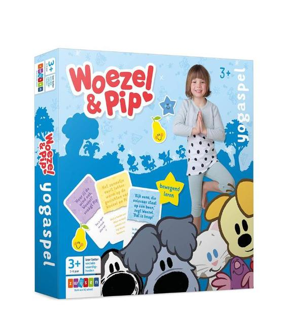 Woezel & Pip yogaspel -