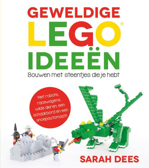 Geweldige LEGO ideeën - Sarah Dees