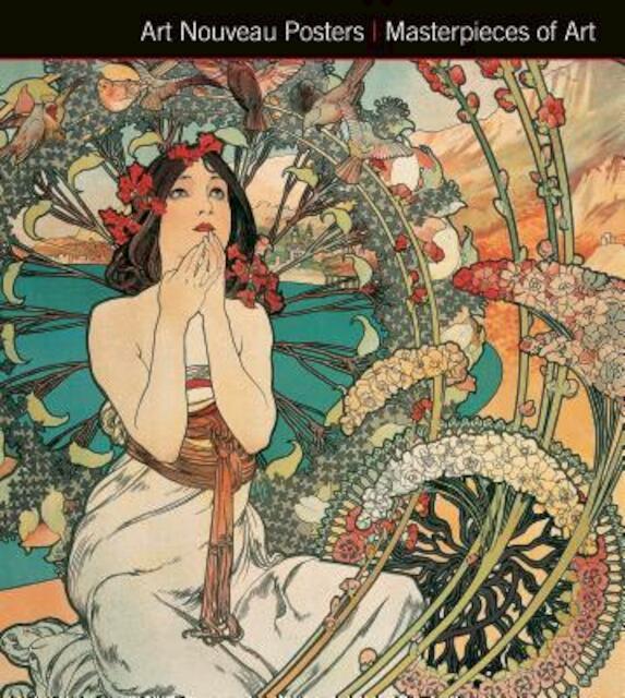 Art Nouveau Posters - Michael Robinson