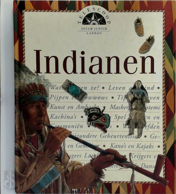 Indianen - Judith Simpson, Helen Halliday, Sylvia Vanden Heede