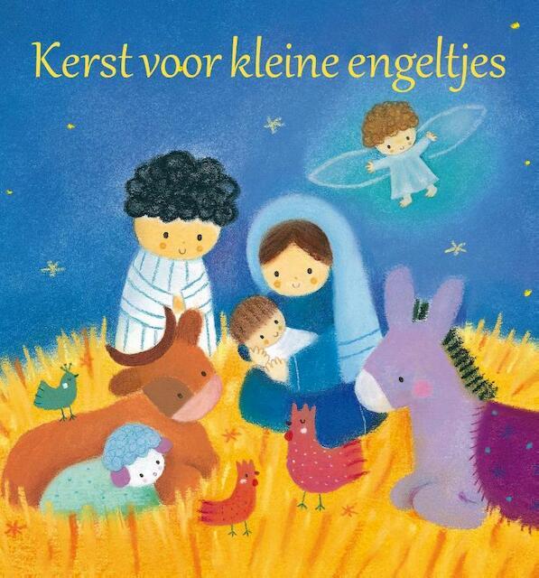 Kerst voor kleine engeltjes - Julia Stone