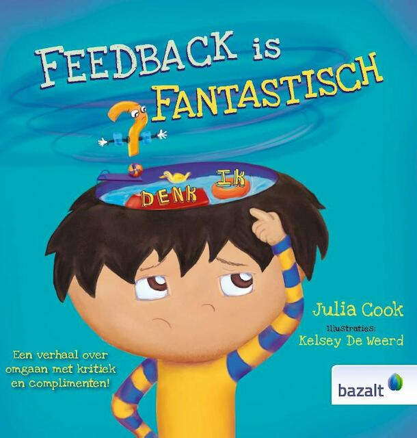 Feedback is Fantastisch - Julia Cook