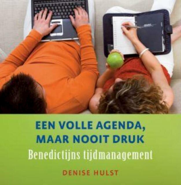 Een volle agenda, maar nooit druk - Denise Hulst
