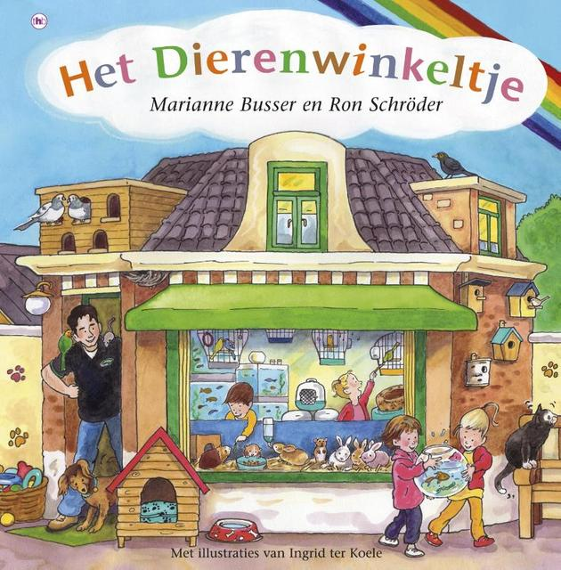 Het dierenwinkeltje - Marianne Busser, Ron Schröder