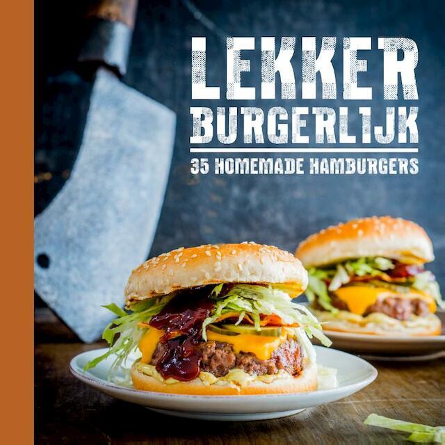 Lekker Burgerlijk! - Danny Jansen, Patricia Snijders, Food in Media