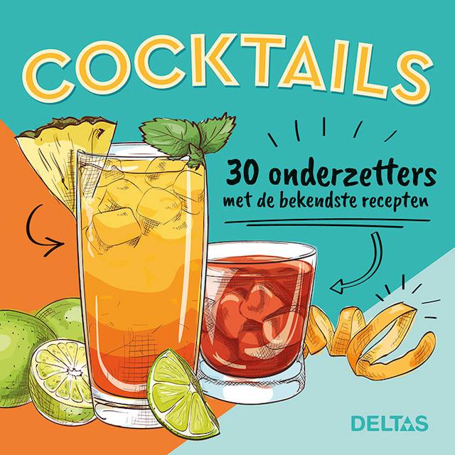Cocktails 30 onderzetters met de bekendste recepten - ZNU