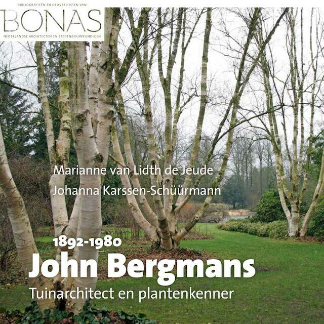 John Bergmans (1892-1980) - Johanna Karssen-Schüürmann, Marianne van Lidth de Jeude