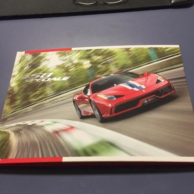 Ferrari 458 Speciale Collectors Edition -