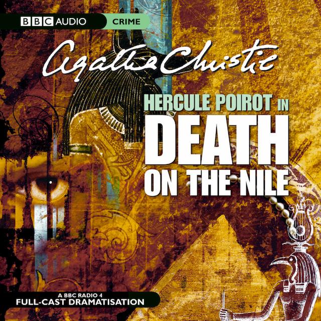 Hercule Poirot in Death On The Nile - Agatha Christie