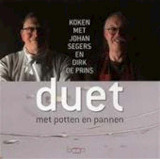 Duet met potten en pannen - Johan Segers, Dirk de Prins