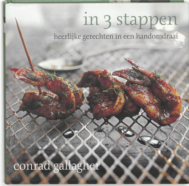In 3 stappen - Conrad Gallagher