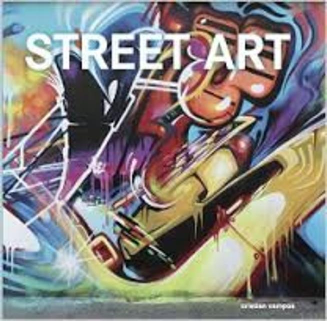 Street Art - Cristian Campos