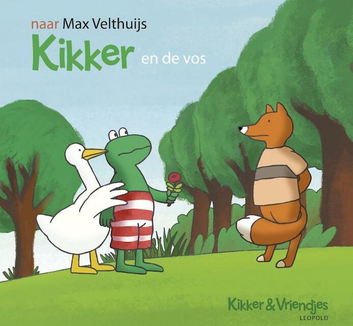 Kikker en de vos - Max Velthuijs