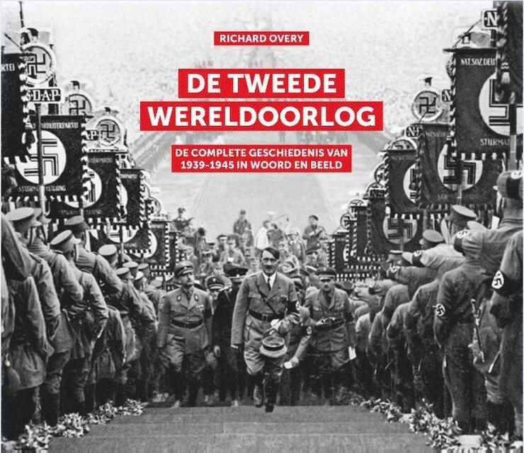 De Tweede Wereldoorlog - Richard Overy