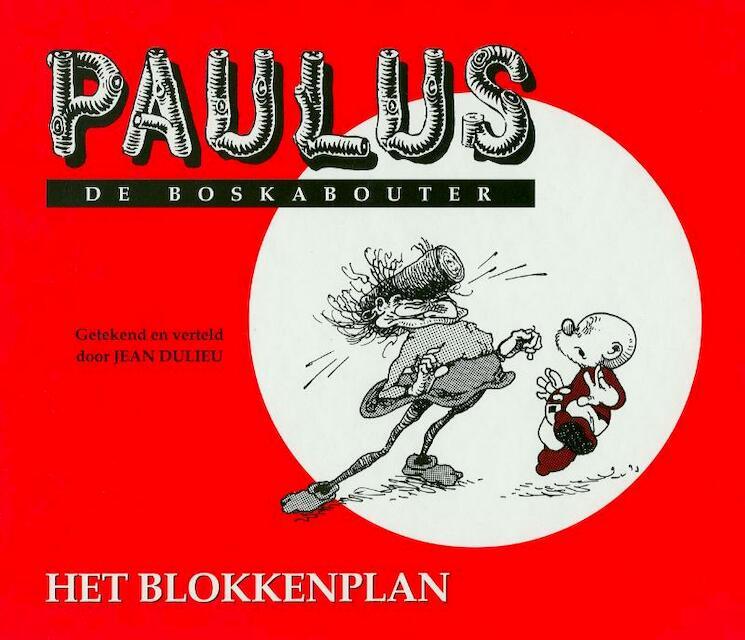 Het blokkenplan - Jean Dulieu
