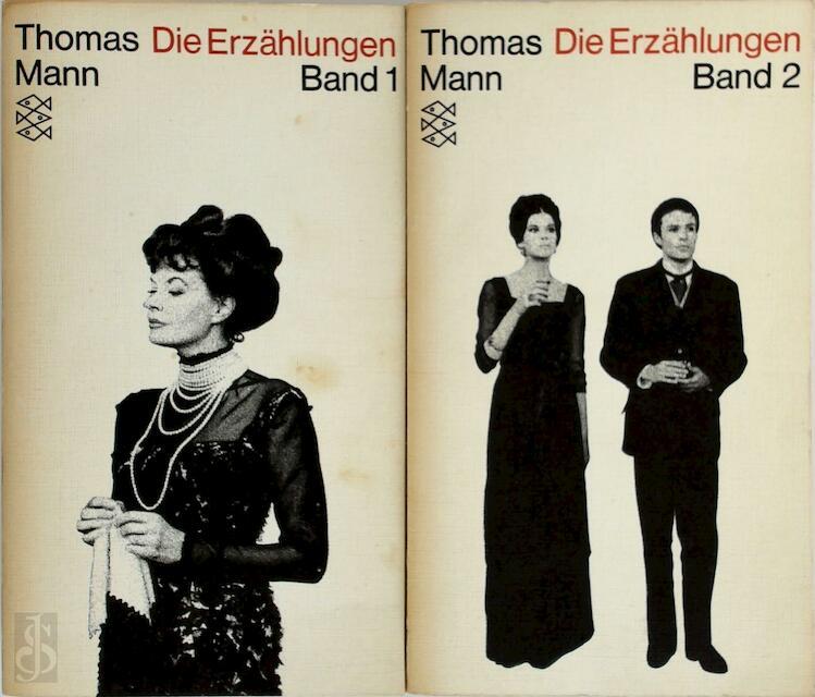 Die Erzählungen - Thomas Mann