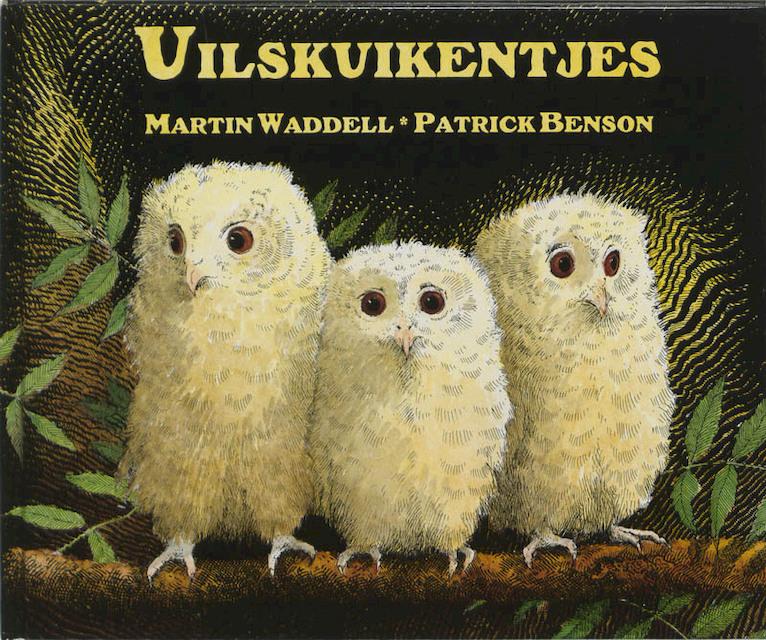Uilskuikentjes - Martin Waddell