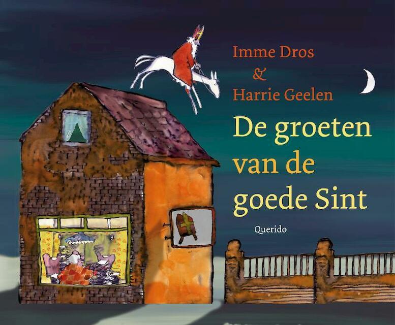 De groeten van de goede Sint - I. Dros